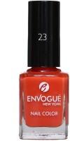 EnVogue Nail Polish Tiger Lily 9.5 ml Tiger Lily(9.5 ml) - Price 139 36 % Off