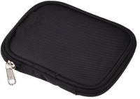 NeroEdge 2.5-inch External Hard Drive Case 2.5 inch Pouch(For Seagate, Toshiba, WD, Sony and Transcend, Toshiba, Dell, HP, Seaget, Hitachi, WD, Black)