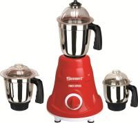 Sunmeet SunmeetPowerExpressRed750 750 Mixer Grinder(Red, 3 Jars)