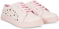 Denill Latest Collection Sneakers For Women(Pink)