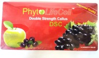 Phyto Life Cell APPLE,GRAPE, DOUBLE STRENGTH� PACK OF 1 PACKET(21 g) - Price 750 81 % Off