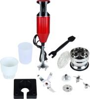 United 350w 350 W Hand Blender(Red, Black)