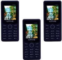 Gfive U330 Combo of Three Mobiles(Blue) - Price 1905 20 % Off