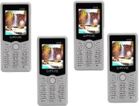 Gfive U330 Combo of Four Mobiles(White) - Price 2499 16 % Off