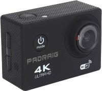 Padraig Ultra HD 4K Camcorder(Black)