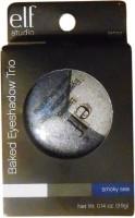 Elf Baked Eyeshadow Trio 3.9 g(81294 Smoky Sea)