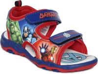 Disney Boys Velcro Sports Sandals(Blue)