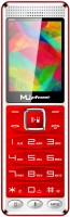 Muphone M390(Red) - Price 1459 14 % Off