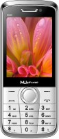 Muphone M330(Silver) - Price 1209 19 % Off
