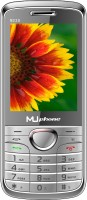 Muphone M230(Silver) - Price 1219 18 % Off