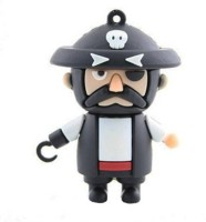 Microware Hookman Shape 16 GB Pendrive 16 GB Pen Drive(Multicolor)