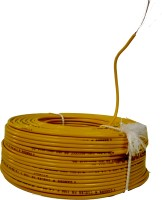 Candes FR PVC 1.5 sq/mm Yellow 90 m Wire(Yellow)