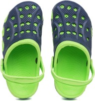 Flipside Boys Slip-on Clogs(Green)