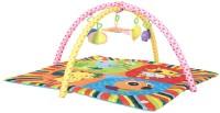MeeMee Versatile Baby Play Gym Mat (Farm Animals Print)(Multicolor)