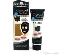 Shopeleven Charcoal Whitening Anti-Blackhead Suction Mask Cream (130 ml)(129) - Price 139 71 % Off