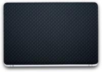 Flipkart SmartBuy Black Texture 17 Vinyl Laptop Skin (3M/Avery Vinyl, 14