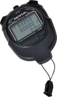 Nivia STOP WATCH JS609 Analog & Digital N-565(Black)