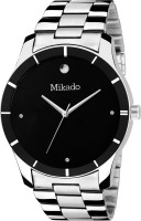 Mikado Slim Design Metal chain Analog watch for Men's and Boy's Watch  - For Men