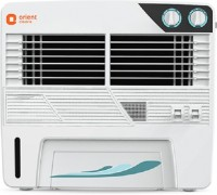 View ORIENT ELECTRIC Ma Window Air Cooler(White, 50 Litres) Price Online(Orient Electric)