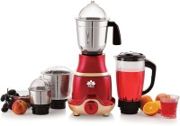 BMS Lifestyle TAM-001 750-Watt 230 Mixer Grinder(Red, 4 Jars)