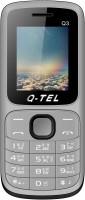 Q-Tel Q3(Grey & Black)