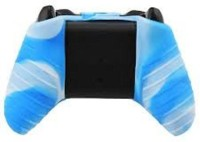 Microware Sleeve for PS4(Blue, White, Flexible Case)