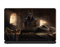 100yellow AssassinS Creed Origins Gaming Laptop Skin Decal 15.6 Inch for Dell HP Acer Asus Lenovo PVC Vinyl Laptop Decal 15.6
