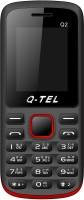 Q-Tel Q2(Black & Red)
