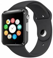 4g gadgets uytr Smartwatch(Black Strap Reguler)