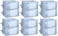 HomeStrap HSHSHSUBSNWFWINGREY12PC-Part Under Bed Storage