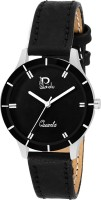 Paidu 01S101 black exclusive studded prisiouse collaction for valantine watch Watch  - For Girls