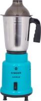 Singer new 20155 300 W Mixer Grinder(Blue, 2 Jars)