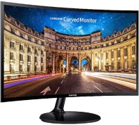 Samsung 23.6 inch Curved Full HD Monitor(LC24F390FHWXXL)