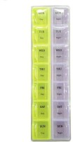 Sukot 7 day 14 Case Day & Night Time Pill Storage Box Pill Organizer Pill Case Medicine Container Pill Box(Multicolor) - Price 145 51 % Off
