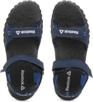 REEBOK Men NAVY/BLUE/BLACK Sandals