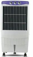 Hindware 85 litre honey comb pad cooler Room Air Cooler(Lavander, White, 85 Litres) - Price 12800 24 % Off
