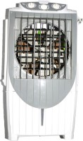 View Khushi Junior Tower Tower Air Cooler(Grey, 30 Litres)  Price Online