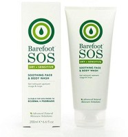 Barefoot Sos Soothing Face & Body Wash(200 ml) - Price 16164 28 % Off