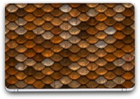 Flipkart SmartBuy Wooden Heart Vinyl Laptop Skin (3M/Avery Vinyl, Matte Laminated, 14 x 9 inches) Vinyl Laptop Decal 14.1
