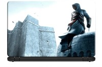 100yellow Assassins Creed Gaming Laptop Skins 15.6 Inches for Lenovo- Dell PVC Vinyl Laptop Decal 15.6