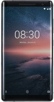 Nokia 8 Sirocco Smartphone(6 GB/12MP/13MP Camera Wide-angle Front Camera Dual sight mode Qualcomm Snapdragon 4G/3G)