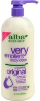 Alba Botanica Very Emollient Unscented Body Lotion(946 ml) - Price 16341 28 % Off