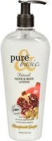 Pure & Basic Body Ltn Pmgrnt Ginger(350) - Price 18593 28 % Off