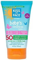 Kiss My Face BaS First Kiss Sunscreen Lotion(118.3 ml) - Price 21256 28 % Off