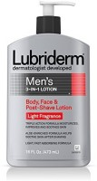 Lubriderm MenS In lotion(473.18 ml) - Price 21635 28 % Off