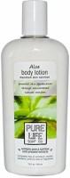 Pure Life Pure Life Soap Co Aloe Body Lotion(443.61 ml) - Price 18730 28 % Off