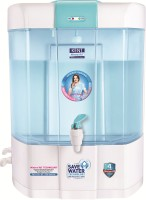 Kent PEARL(11002) 8 L RO + UV +UF Water Purifier(blue and white)