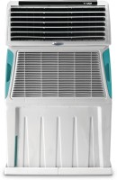 Symphony Touch 110 Personal Air Cooler(White, 110 Litres)