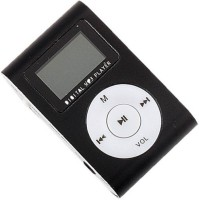 Virion High Music 16 GB MP3 Player(Black, 1.2 Display)