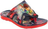 Leon Boys Slip On Slipper Flip Flop(Multicolor)